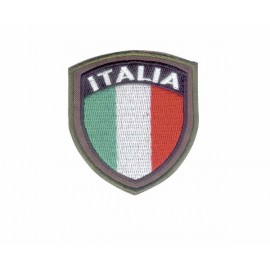 PATCH ECUSSON DRAPEAU ITALIEN