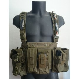 CHEST RIG 600D DEFCON 5