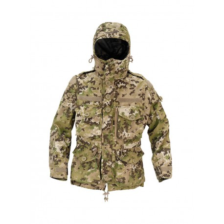 PARKA SAS SMOKE JACKET multiland